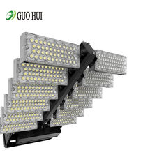AC85V-265V External LED Flood Lights Lumileds 720W 960W 1200W Aluminum Lamp Body